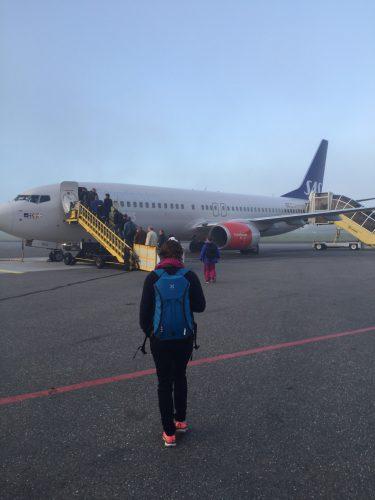 Avgangar fran umea flygplats